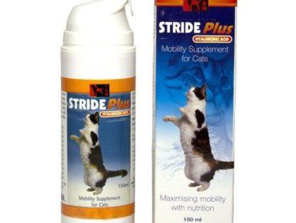 TRM Stride Plus for Cats пищевая добавка для лечения заболеваний суставов у кошек